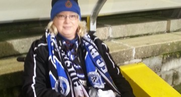 Fan of the Match @ #CluNew: Krista Weiker
