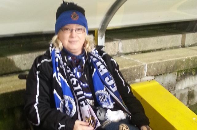Fan van de match @ #CluNew: Krista Weiker