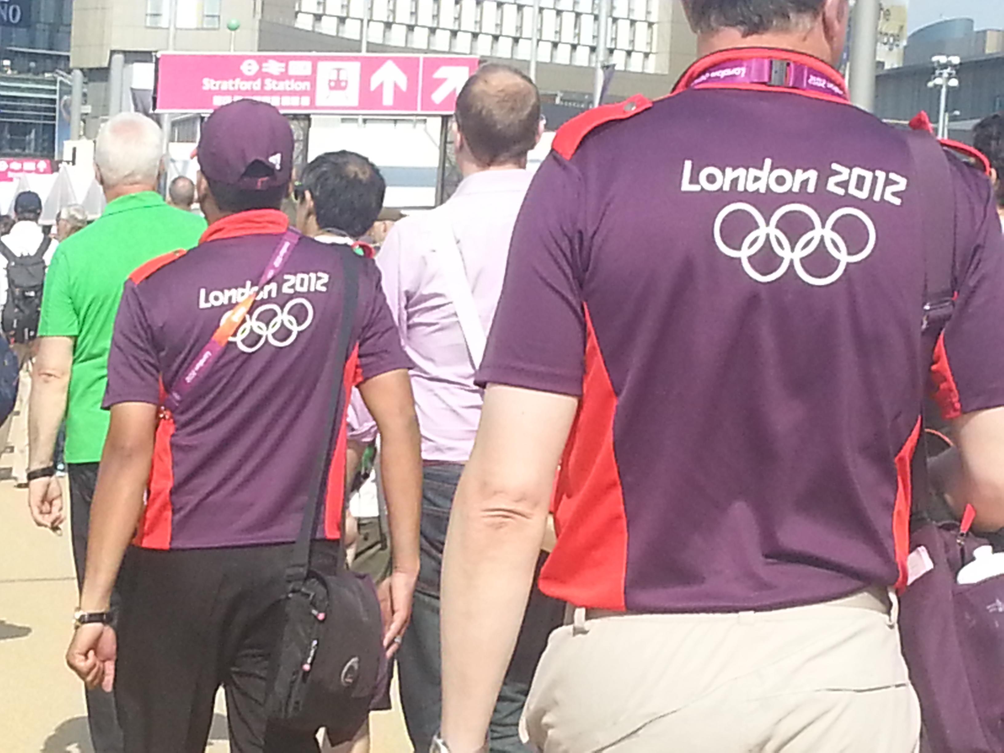 London 2012, I dig you!