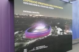Supporters beslissen over toekomst FC Barcelona: nieuw stadion of niet?