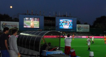 Hockey Euro's in Belgium: We want more!