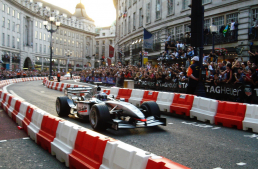 F1: Snelheid, spektakel en… city marketing