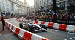 F1: Speed, spectacle and.. city marketing
