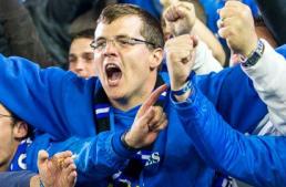 Fan van de match @ #CluGnk: Nicky Masscheleyn