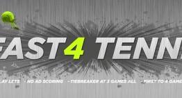 Australia introduces: Fast4 Tennis