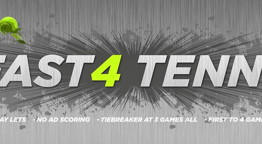 Australië introduceert: Fast4 Tennis